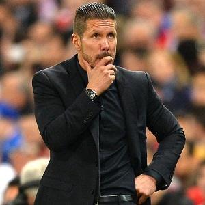 Simeone Tolak Tawaran Fantastis City dan PSG