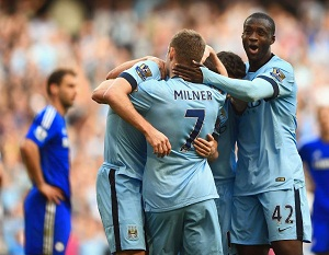 Manchester City Akan Lepas Lima Pemain Bintangnya