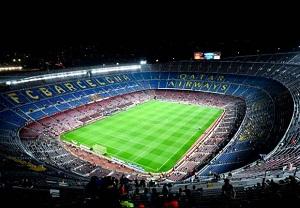 Final Copa del Rey di Camp Nou