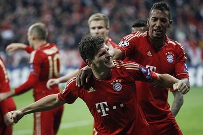 Bayern Munich - Klub Tertajam di Liga Champions 2015
