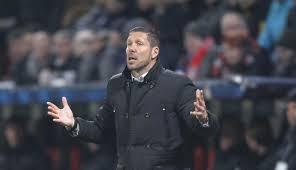 Ini Alasan Simeone Bertahan di Atletico Madrid