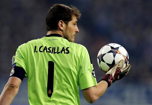 Iker Casillas Cetak Rekor Baru di Liga Champions