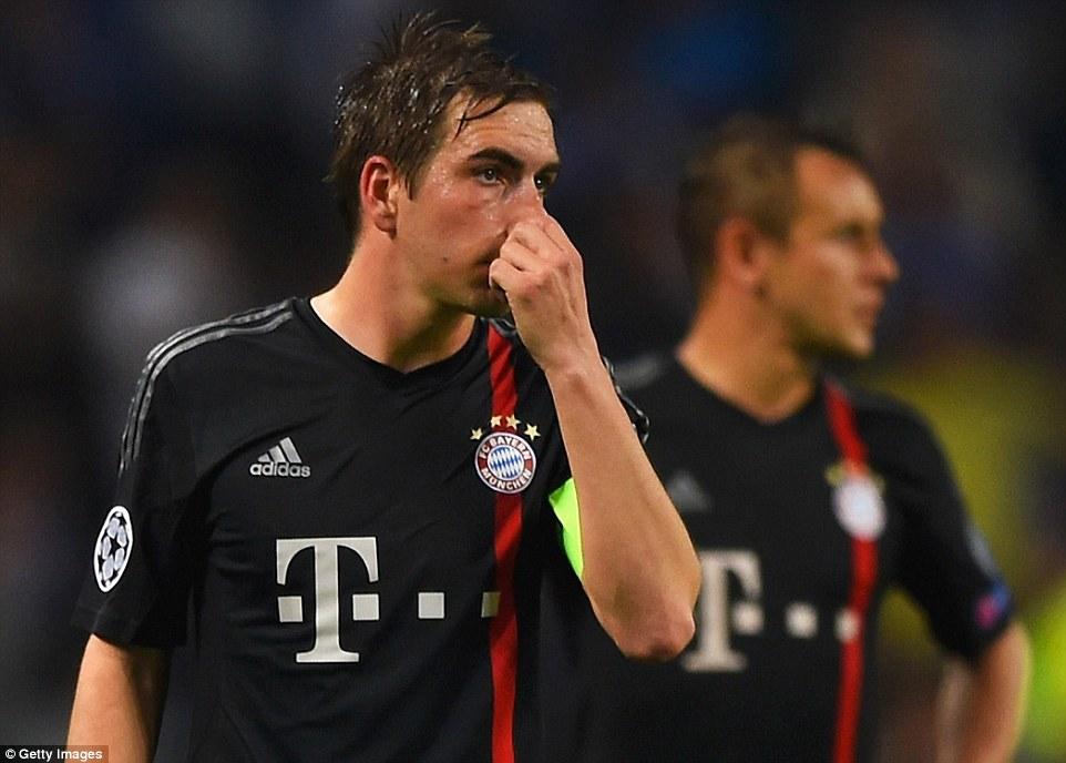 Bayern Kalah, Lahm Salahkan Pep Guardiola