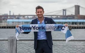 Frank Lampard Tak Menyesal Gabung Dengan City