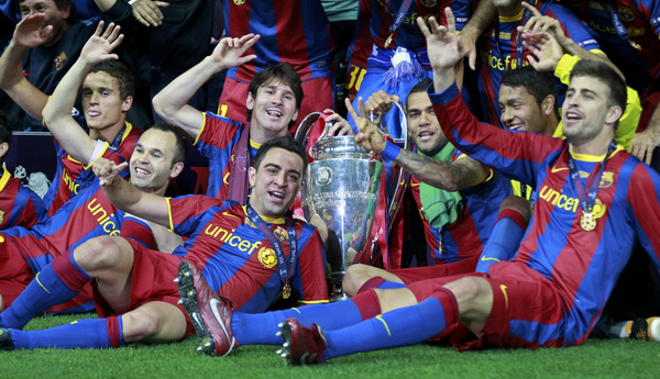 Barcelona Lebih Berpengalaman di Final Liga Champions