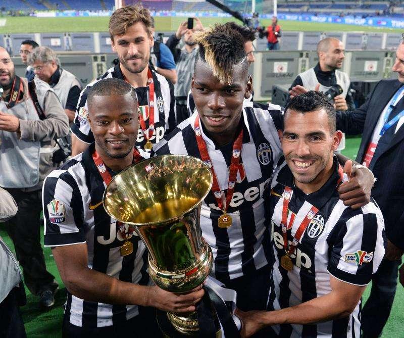Juventus Juara Coppa Italia, Selangkah Lagi Menuju Treble