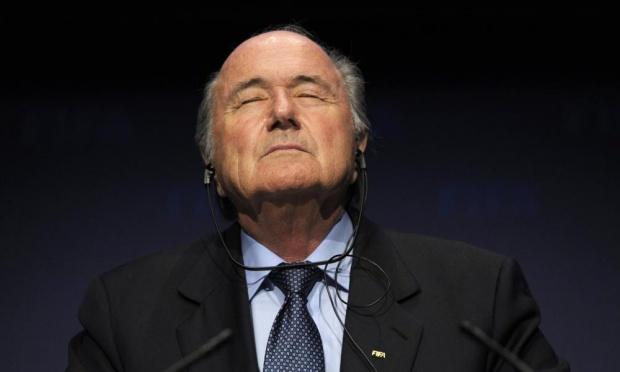 Sepp Blatter Akhirnya Mundur Dari Jabatannya Sebagai Presiden FIFA