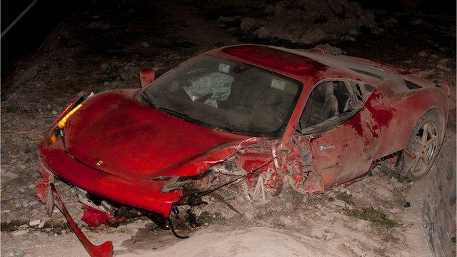 Gawat! Arturo Vidal Kecelakaan Lalu Lintas