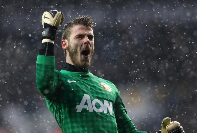 David de Gea Kabarnya Sudah Pamitan Kepada Staff Kepelatihan Manchester United