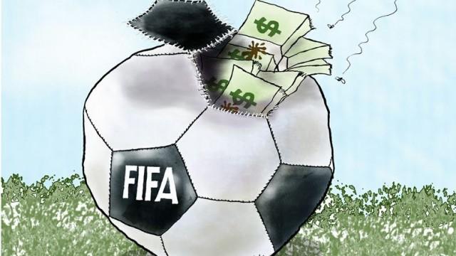 Jerman Dan Arab Saudi Ikut Terseret Skandal Suap FIFA