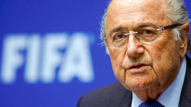 Ini Alasan Blatter Mundur Sebagai Presiden FIFA