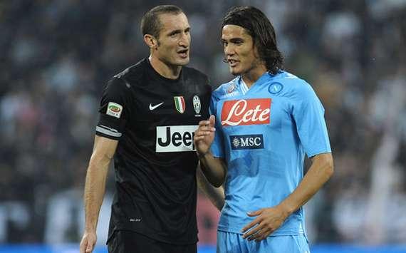Juventus Incar Tiga Penyerang Top Ini