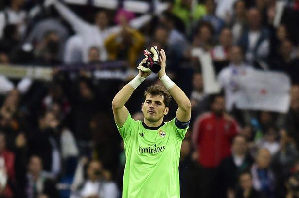 Iker Casillas Beri Bocoran Kemana Ia Ingin Merumput Setelah Madrid