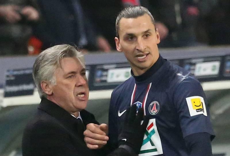 Ancelotti dan Ibrahimovic Adalah Satu Paket Untuk Milan