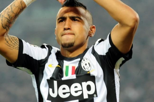 Ternyata Juventus Sudah Jual Vidal ke Klub Top Eropa