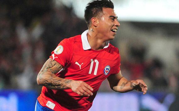 Alexis Sanchez Bujuk Arsene Wenger Untuk Datangkan Eduardo Vargas
