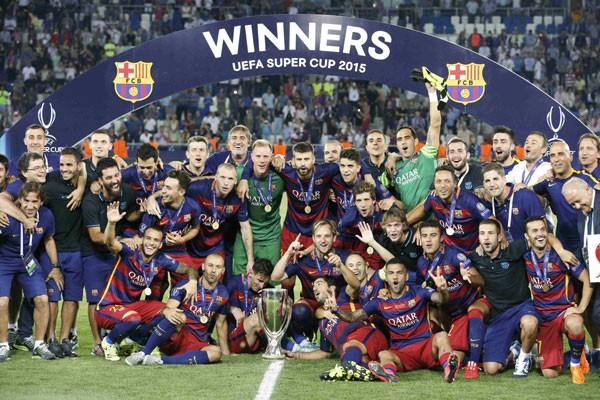 Piala Super UEFA Pecahkan Dua Rekor Baru