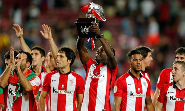 Athletic Bilbao Raih Trofi Pertama Dalam 31 Tahun Terakhir