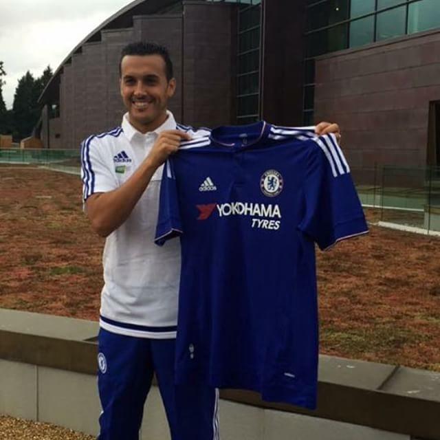 Begini Skenario Pembajakan Chelsea Terhadap Pedro