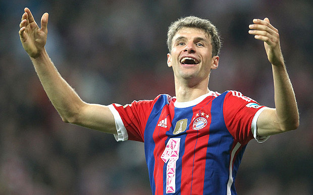 Thomas Muller Dapat Jaminan Seumur Hidup di Bayern Munchen