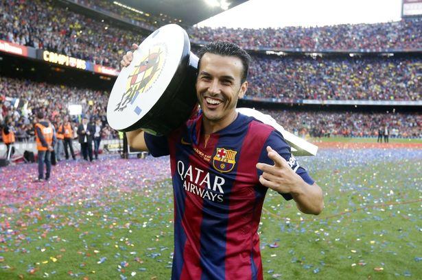 Pedro, Anak Asli Binaan Akademi Barcelona Junior Yang Berlabel Termahal