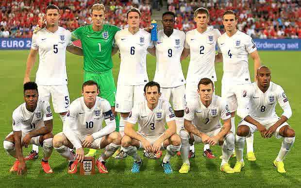Inilah Skuad Inggris untuk Kualifikasi Piala Eropa 2016