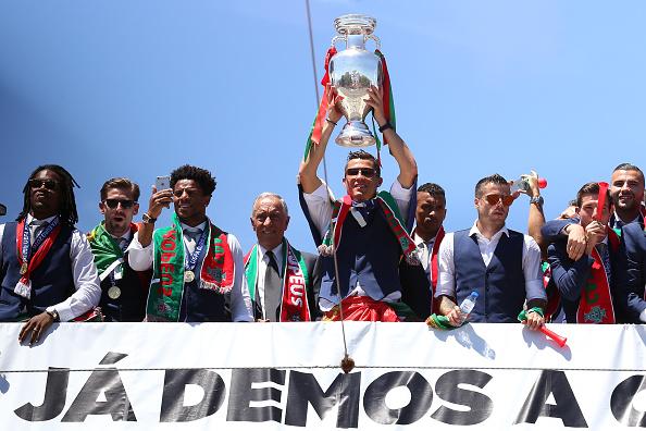 Timnas Portugal, juara Piala Eropa 2016
