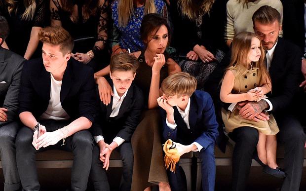 David Beckham dan Victoria Adams
