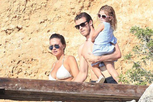 Gareth Bale dan Emma