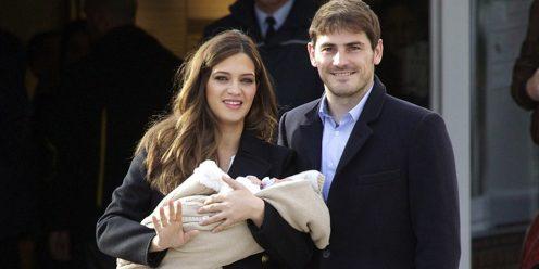 Iker Casillas dan Sara Carbonero