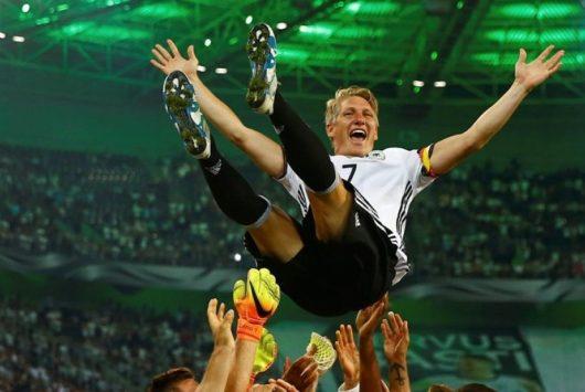 Bastian Schweinsteiger, timnas Jerman